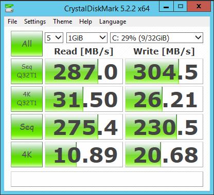 Improving Xenserver storage performances with XOSAN
